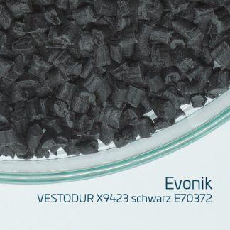 Evonik VESTODUR X9423 schwarz E70372