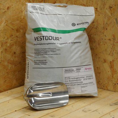 Evonik VESTODUR X9423 schwarz E70372 verpackt